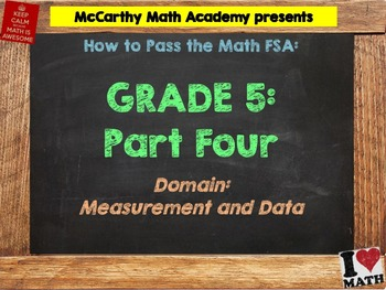 5th Grade Math FSA Test Prep - Part 4 - FREE Videos