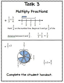 5th Grade Math - Fractions, Whole Numbers and Decimals, Volume