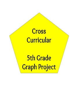 5th Grade Math - Graph Project