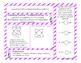 5th Grade Math Interactive Notebook Unit 4: + - x / Fractions