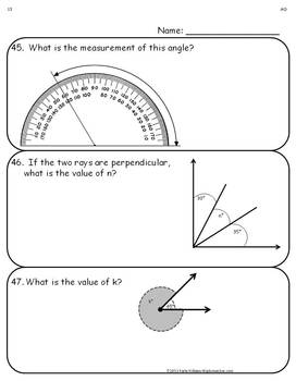 5th Grade Math Inventory/Assessment CCSS