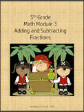 5th Grade Math Module 3 Practice Work- New York/ Eureka Math