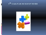 5th Grade Math NWEA/MAP Test Review