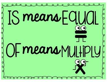 5th Grade Multiplication Poster - 5.NBT.1.1