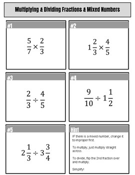 5th Grade Math Review Centers