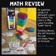 5th Grade Math Review Game - Test Prep