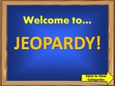 5th Grade Math Review Jeopardy PowerPoint Game (Common Cor
