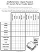 5th Grade Math Review Logic Puzzle {End of the Year Activity}