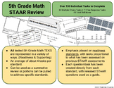 5th Grade Math STAAR Review