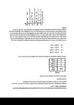 5th Grade Math STAAR Review with Teacher Work