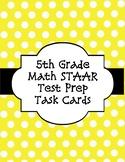 5th Grade Math STAAR Test Prep