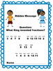 5th Grade Math Scavenger Hunt: Adding and Subtracting Mixed Numbers: Common Core
