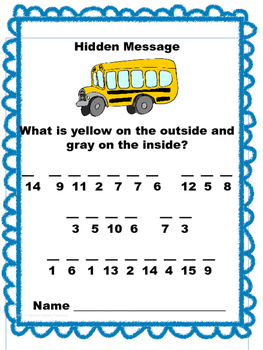 Grade 5 Order of Operations Common Core Math Scavenger Hunt