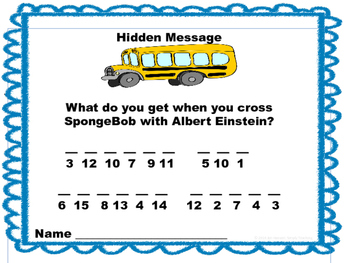 Math Scavenger Hunt: Parenthesis, Brackets, and  Braces: Order of Operations