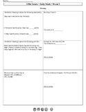 5th Grade Math Spiral Review