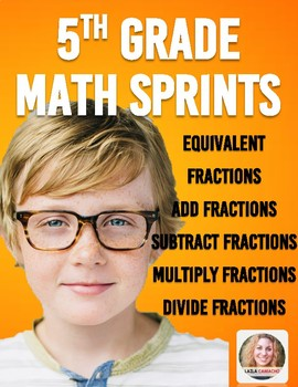 5th Grade Math Sprints 2