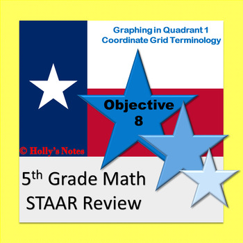 5th Grade Math STAAR Review - Objective 8