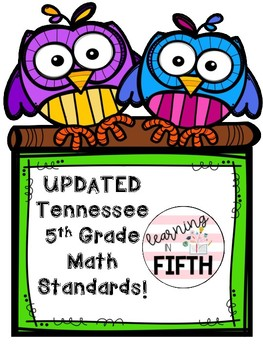 5th Grade Math Standards
