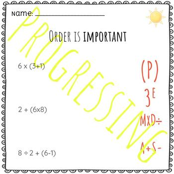 Differentiated Math Stations | 5th Grade | Common Core | BUNDLE