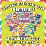 5th Grade Math Task Cards MEGA Bundle {Common-Core Aligned}