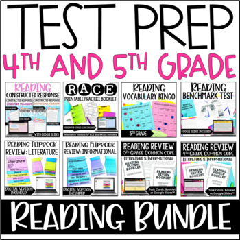 Reading Test Prep {Mega Bundle}