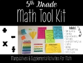 5th Grade Math Toolkit
