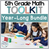 5th Grade Math Toolkit