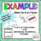 5th Grade Math Vocabulary: MINI CARDS Flip Card Word Wall!
