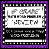 5th Grade Math Word Problem Review (Test Prep)