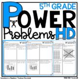5th Grade Math Word Problems Homework Printables Math Word Problems 5.OA