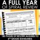 Morning Work - Bell Work: 5th Grade Math and English Langu