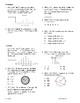 5th Grade Math daily review week 28