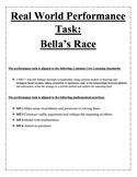 5th Grade Mathematics Real-World Problem-Solving Task