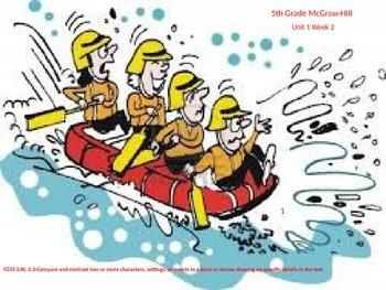 5th Grade McGraw-Hill Unit 1 Week 2 Lesson