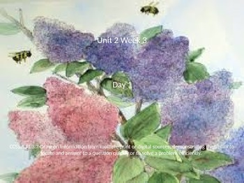 5th Grade McGraw-Hill Unit 2  Week 3 Lesson