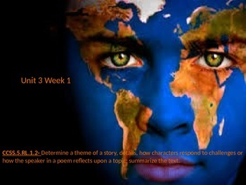 5th Grade McGraw-Hill Unit 3 Week 1  Lesson