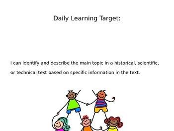 5th Grade McGraw-Hill Unit 3 Week 4 Lesson