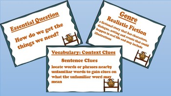 5th Grade McGraw Hill Wonders UNIT 1 MEGA BUNDLE Concept Focus Vocabulary Wall