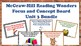 5th Grade McGraw Hill Wonders UNIT 3 MEGA BUNDLE Concept Focus Vocabulary Wall