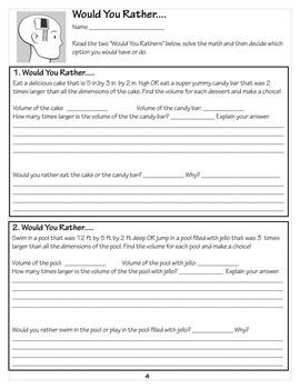 5th Grade Measure & Convert EXTENDS 5.MD.1 & 5.MD.5