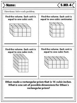 5th Grade Measurement & Data Quizzes: 5th Grade MD Quizzes, 5th Grade Math Quiz