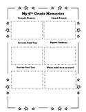 5th Grade Memory Page