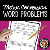 5th Grade Metric Conversion Word Problems