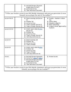 5th Grade Module 1 by Elise Naylor | Teachers Pay Teachers