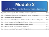 5th Grade Module 2 Complete File Lessons 1-29 PLUS BONUS*