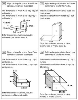 5th Grade Module 5 Task Cards - SBAC - Editable