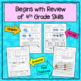 5th Grade Morning Work / Homework / Bell Work