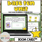 5th Grade NBT 1 and NBT 2 Task Cards