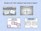 5th Grade NBT Task Cards Bundle