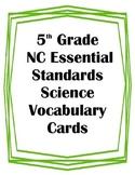5th Grade NC Essential Standards Sci. Genetics/ Heredity V